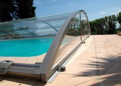 Cubierta para tu piscina