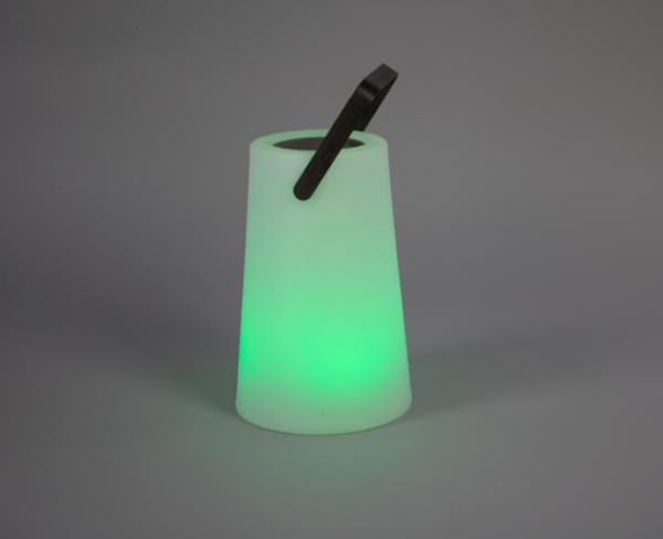 Lámpara Nómada solar