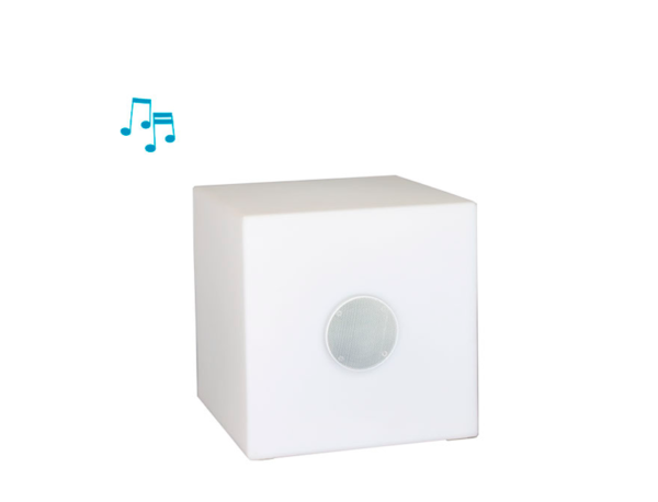 Cubo iluminado Cuby