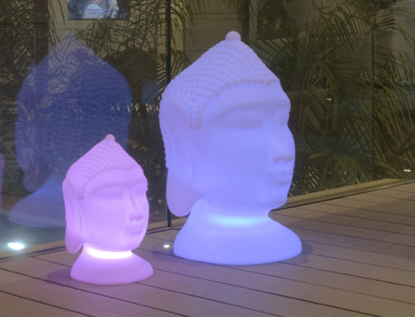 Lámpara Goa buda