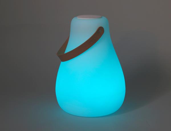 Lámpara Kurby solar