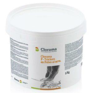 Clorama P Tricloro en polvo 90%