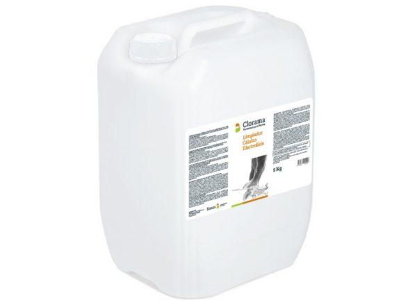 Limpiador de células electrolisis, producto