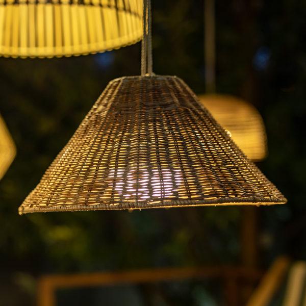 Lámpara calobra