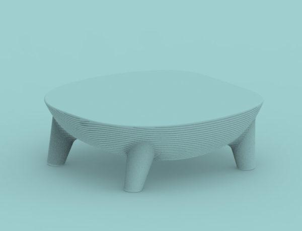 mesa baja Martinica
