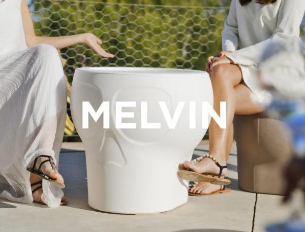 Mesa Melvin con Luz