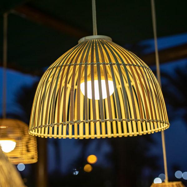 Lámpara Reona Nature