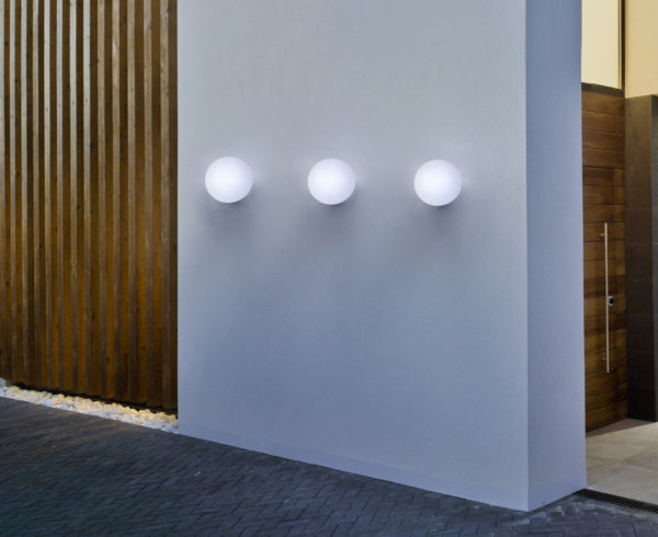 Aplique de pared Esfera Buly Wall