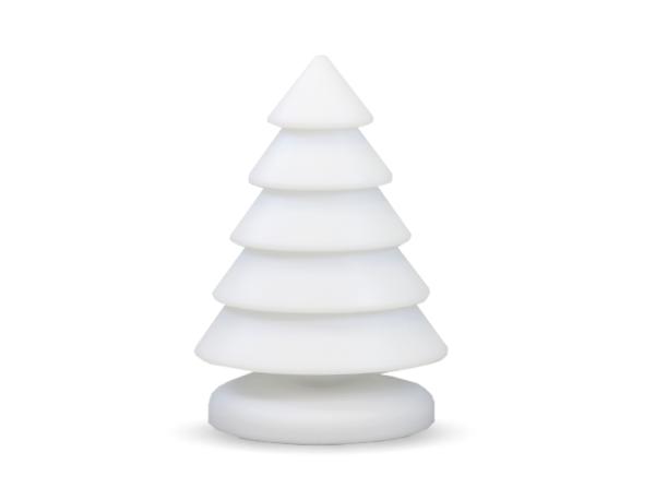 Lámpara árbol de navidad Snowy