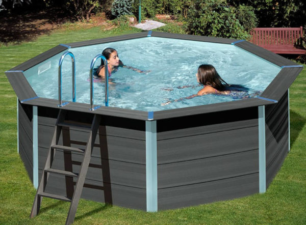 piscina desmontable gre Avantgarde Redonda