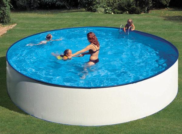 piscina desmontable gre Lanzarote redonda