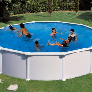 piscina desmontable gre Atlantis redonda