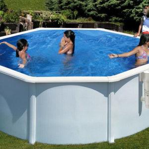 piscina desmontable gre Bora Bora redonda