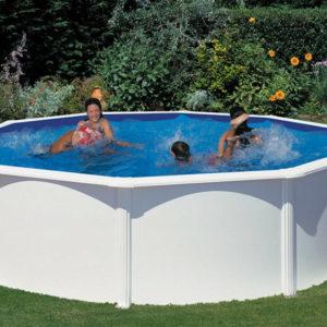 piscina desmontable gre Fidji redonda