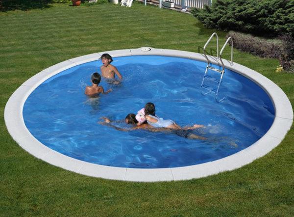 piscina desmontable gre Moorea redonda