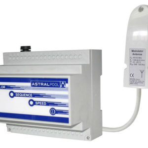 Receptor Modulador de proyectores Leds