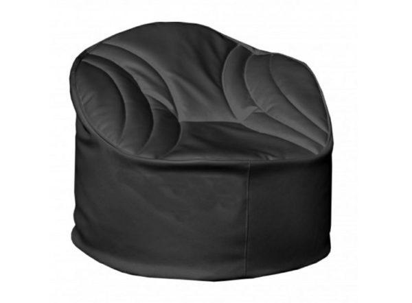 Puff Santorini negro
