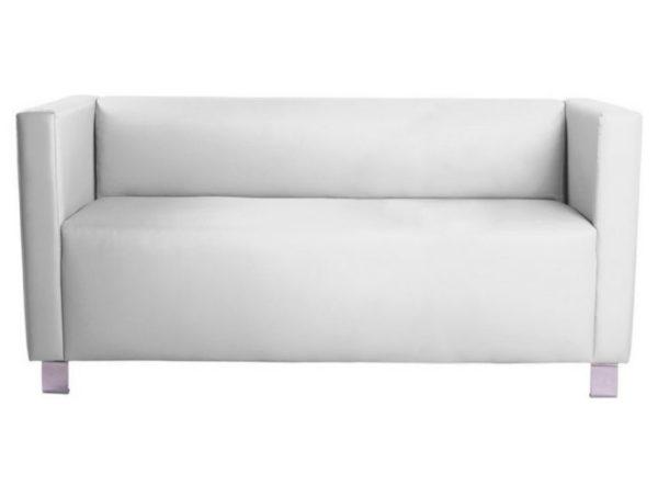 sofá Cabrera 3 plazas blanco
