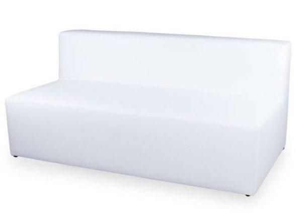sofá ios 3 plaza blanco