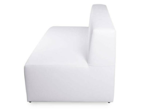 sofá ios blanco