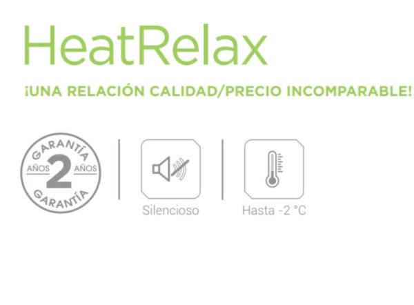 Bomba de Calor Hayward Heat Relax
