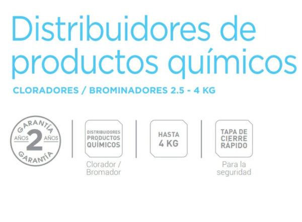 distribuidores químicos 4 k