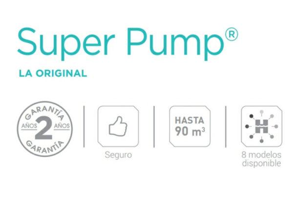 super Pump bomba para piscina