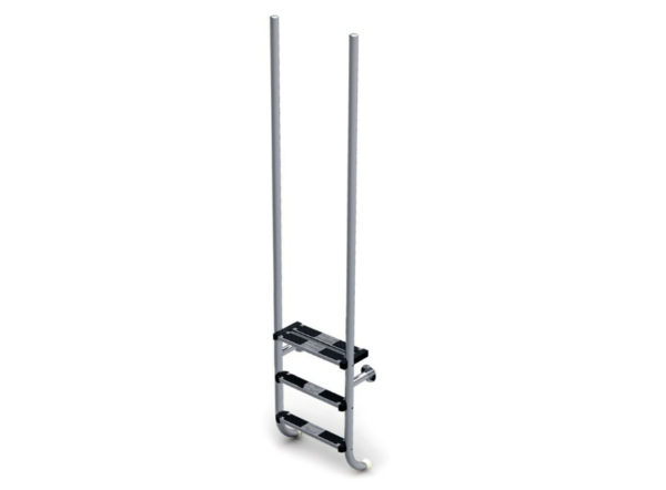 Escalera Luxe Elegance acero inoxidable AstralPool