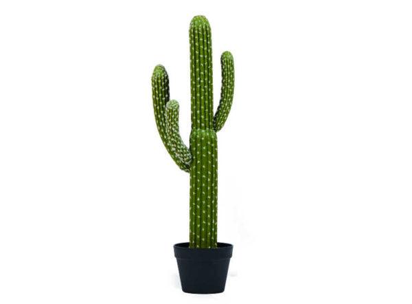 Planta artificial Cactus Saguaro de 82 cm de Catral