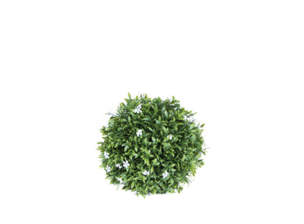 Esfera decorativa Jazmín