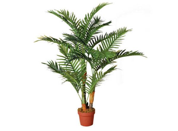 Planta artificial Palmera de 120 cm de Catral
