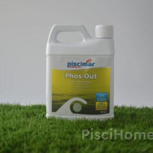 Phos out 1,2 k. Piscimar eliminador de fosfatos