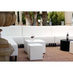 sofa esquinero blanco