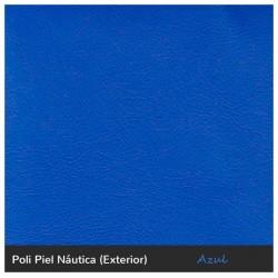 color azul polipiel náutica