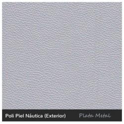 color gris polipiel náutica