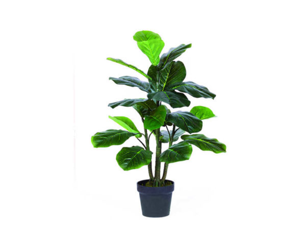 Planta artificial Ficus Lyrata de 90 y 120 cm de Catral