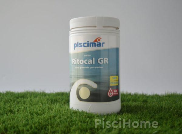 Ritocal Grano 1 k. Piscimar cloro sin estabilizar, para tratamientos de choque