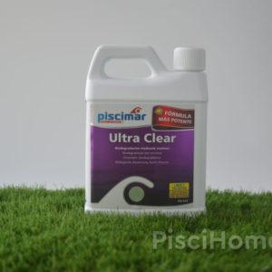Ultra clear 1,1 k. Piscimar anti algas por biodegradación mediante enzimas