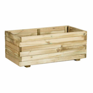 WildBox jardinera rectangular de Catral