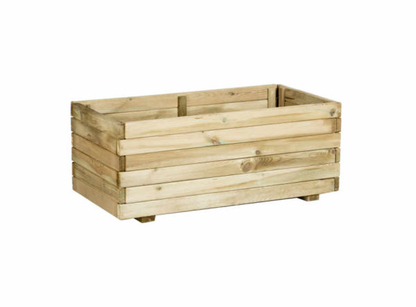 WildBox jardinera rectangular de Catral
