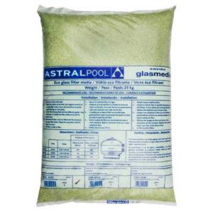 Vidrio ECO filtrante AstralPool para filtros piscina (depuradora de piscina)